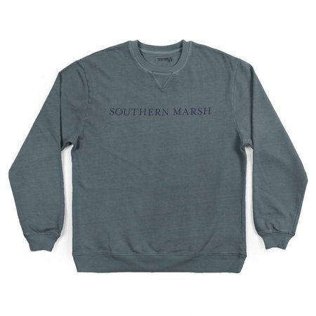 Southern Marsh Seawash Sweatshirt Sage Youth