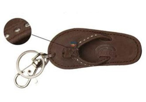 Rainbow Sandals Sandal Crystal Key Chain eXpresso