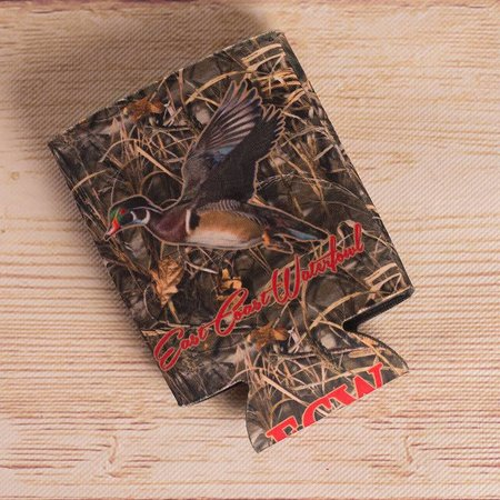 Max5 Wood Duck Can Koozie