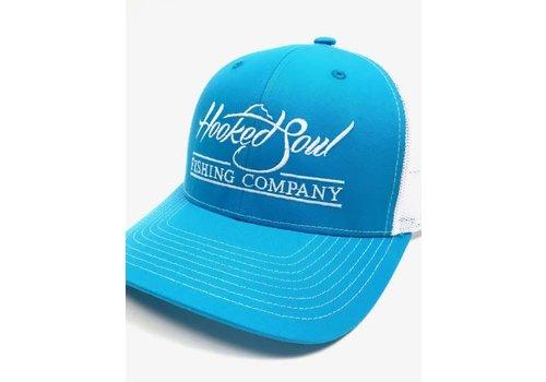 Tournament Hat Caribbean Blue
