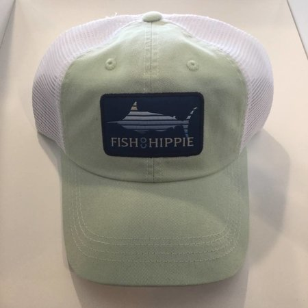 Lines Out Hat Seafoam