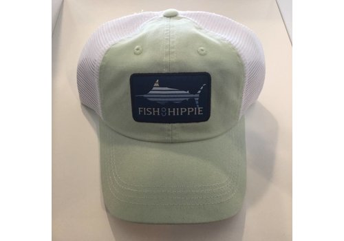 Fish Hippie Fish Hippie Lines Out Hat Seafoam