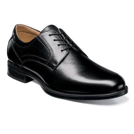Men's Midtown Plain Oxford Black