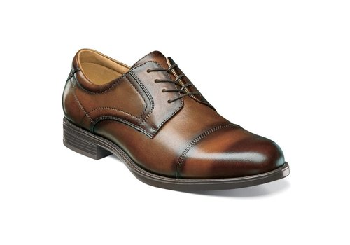 Florsheim Shoes Florsheim Men's Midtown Cap Toe Oxford Cognac