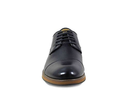Florsheim Shoes Florsheim Blaze Cap Toe Black Smooth