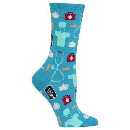Women's Originals Medical Crew Sock Blue