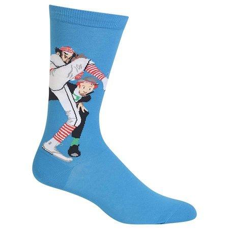 Men's Socks Coral