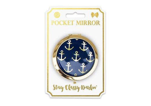 Simply Southern Simply Southern Phone Pocket Mirror Anchor