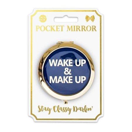 Phone Pocket Mirror Makeup