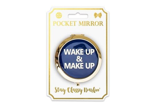 Simply Southern Simply Southern Phone Pocket Mirror Makeup