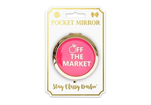Simply Southern Simply Southern Phone Pocket Mirror Market