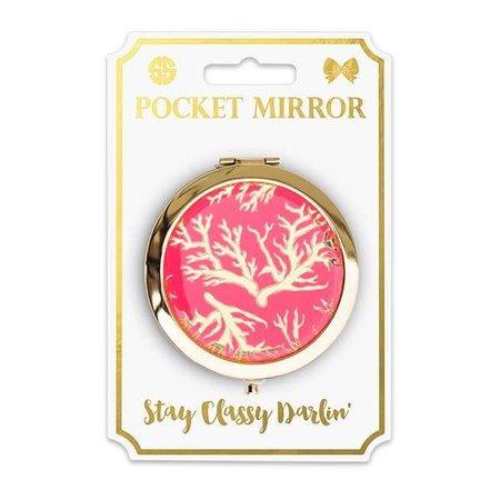 Phone Pocket Mirror Reef