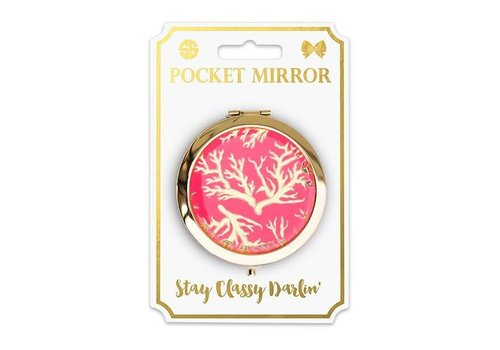Simply Southern Simply Southern Phone Pocket Mirror Reef