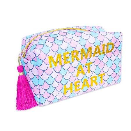 Simply Southern Mermaid Cosmetic Bag
