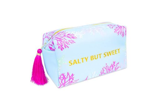 Simply Southern Simply Southern Salty Cosmetic Bag