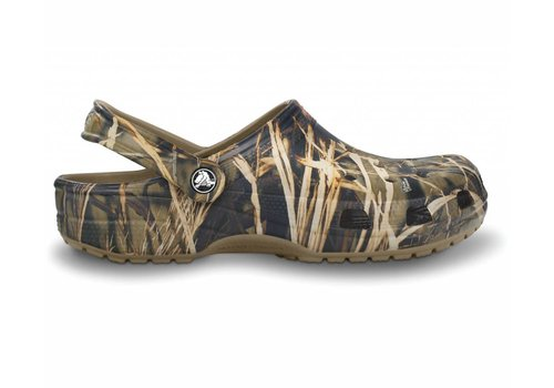 Men's Crocs Classic Realtree® V2