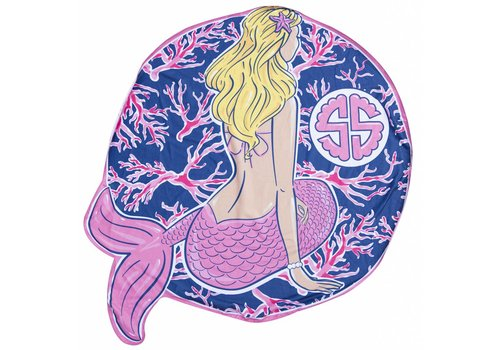 Simply Southern Simply Southern Beach Mermaid Towel