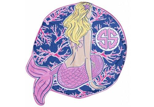 Simply Southern Simply Southern Beach Mermaid Towel