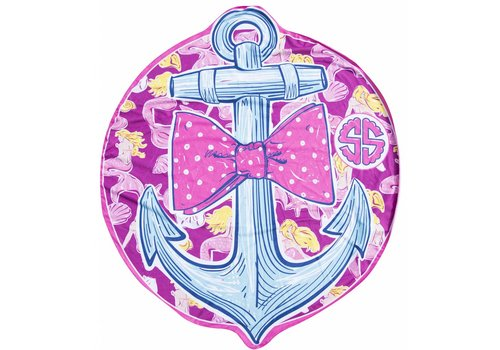 Simply Southern Simply Southern Beach Anchor Towel