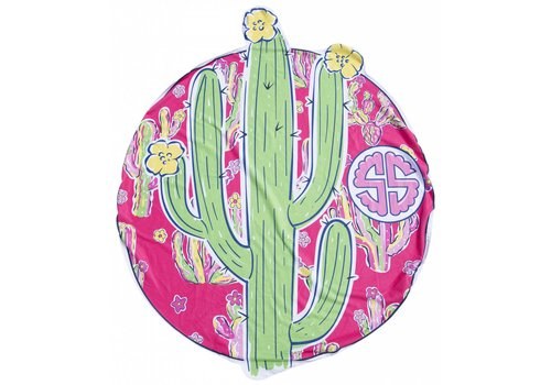 Simply Southern Simply Southern Beach Cactus Towel