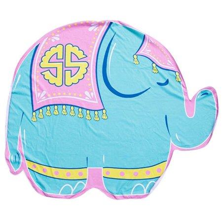 Beach Elephant Towel