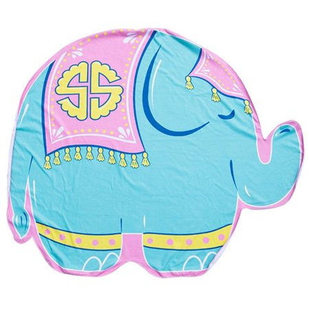 Simply Southern Beach Elephant Towel