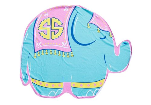 Simply Southern Simply Southern Beach Elephant Towel