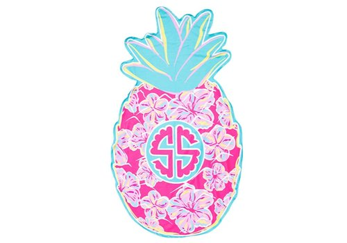 Simply Southern Simply Southern Beach Pineapple Towel