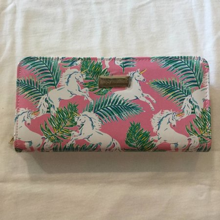 Simply Southern Unicorn Phone Wallet
