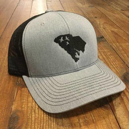Duck Hunt SC Hat Smoke Black
