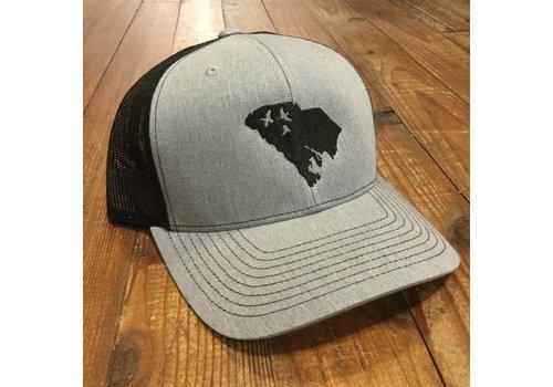 Image Designs Duck Hunt SC Hat Smoke Black
