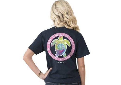 Simply Southern Simply Southern Preppy Logo Dye Youth T-shirt