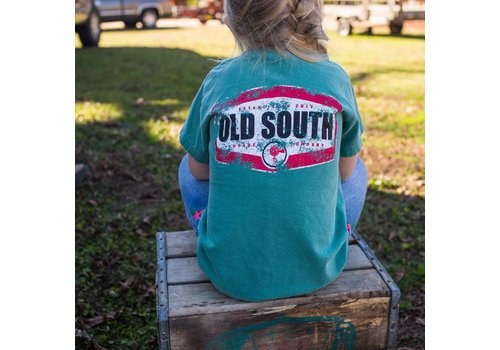 Old South Old South Old Sign Light Green Youth