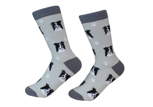 ES Pets Border Collie Socks