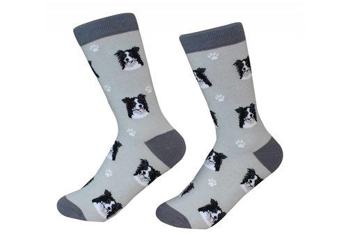 ES Pets Border Collie Socks