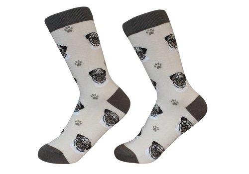 ES Pets Pug Socks