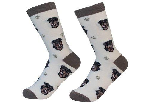 ES Pets Rottweiler Socks