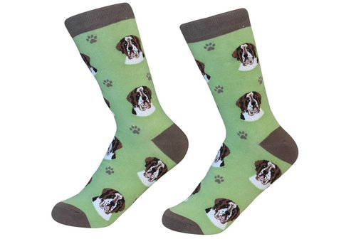 ES Pets Saint Bernard Socks