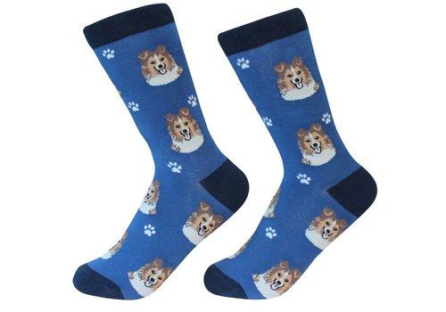 ES Pets Sheltie Socks