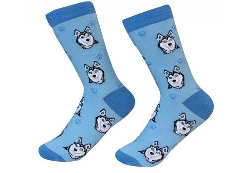 ES Pets Siberian Husky Socks