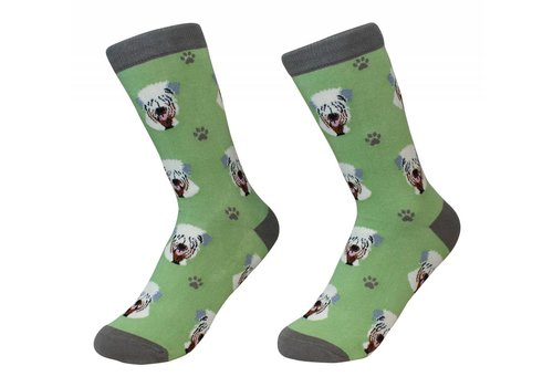 ES Pets Soft Coated Wheaten Terrier Socks