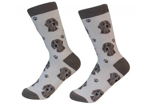 ES Pets Weimaraner Socks