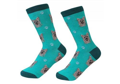 ES Pets Yorkie Socks