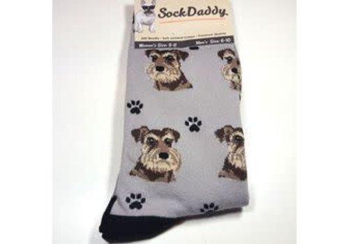ES Pets Schnauzer Socks