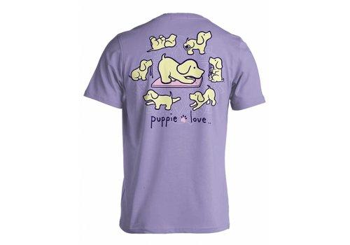 Puppie Love Puppie Love Yoga Pup Orchid