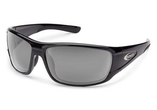 Suncloud Optics Suncloud Tribute - Black/Gray Polycarbonate