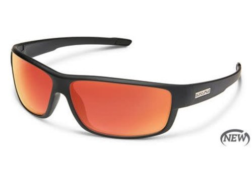 Suncloud Optics Suncloud Voucher - Matte Black/Polarized Polycarbonate Red Mirror
