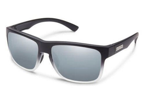 Suncloud Optics Suncloud Rambler - Black Gray Fade/Silver Mirror Polycarbonate