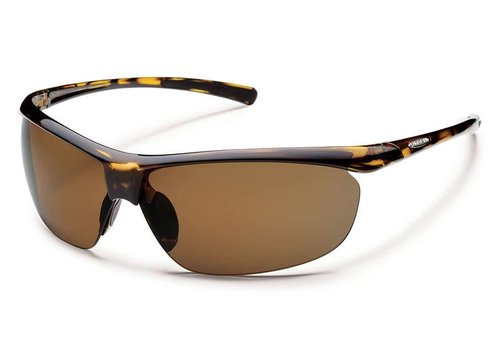 Suncloud Optics Suncloud Zephyr - Tortoise/Brown Polarized
