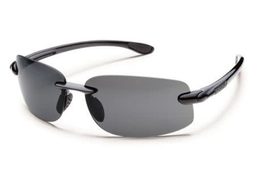 Suncloud Optics Suncloud Excursion - Black/Gray Polarized Polycarbonate